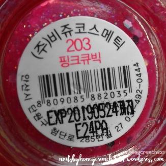 lofes 203 pink cubic 2